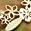 Thumbnail: ADORN SaluSalu Flower Lei Necklace - Silver or Gold