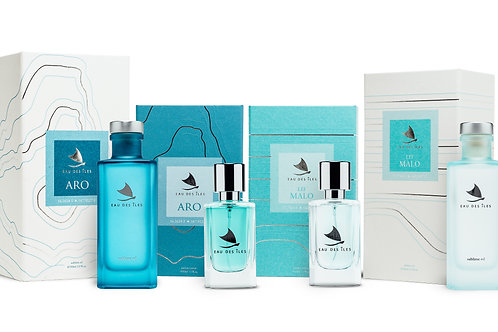 EAU DES ILES Perfume