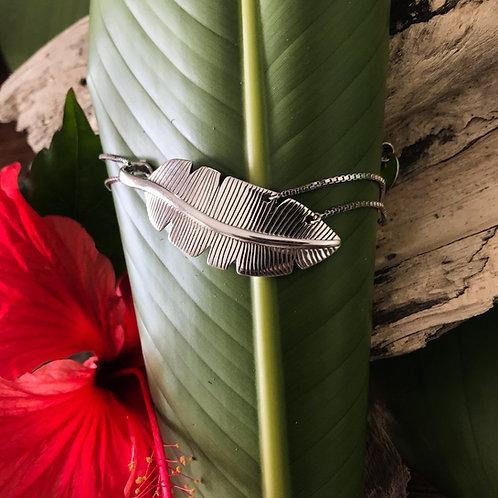 FONU Banana Leaf Bracelet
