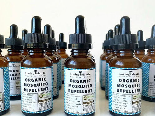 LOVING ISLANDS Organic Mosquito Repellant 40ml