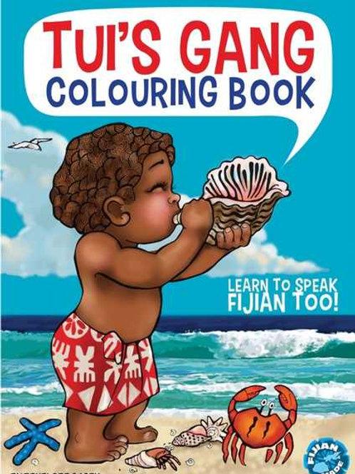 TUI'S GANG Colouring Book