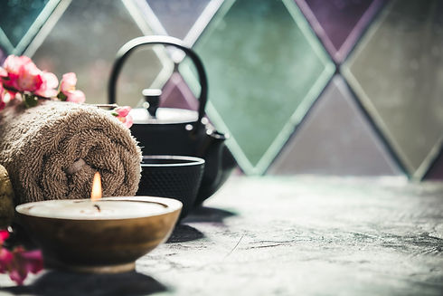 tea-and-spa-composition-natural-cosmetic