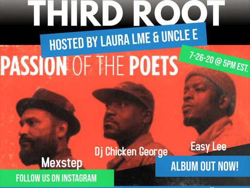 Verses In Motion Interview: Hip Hop Group Third Root