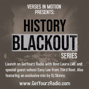 History Blackout Series