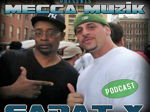 Mecca Muzik Guest: Sadat X