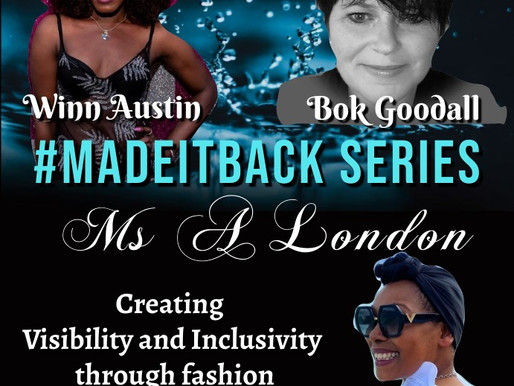 Verses In Motion #MadeItBack Ep.2 Guest: Creators of Ms A London