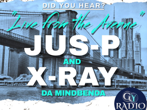 JUS-P AND X-RAY Da Mindbenda