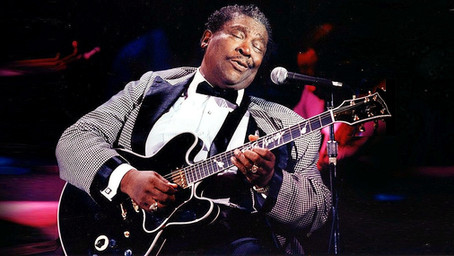 B.B. King - The Thrill Is Gone - Live 1993