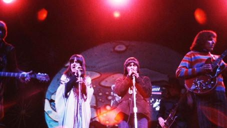 Jefferson Airplane - ''Volunteers'' (Live At Woodstock 1969)