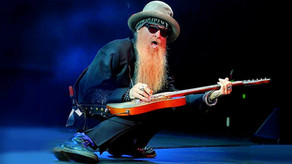 Billy Gibbons - Sharp Dressed Man (Live From Daryl's House)
