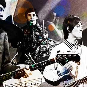 Small Faces - Tin Soldier (Live performance on French TV 1968)
