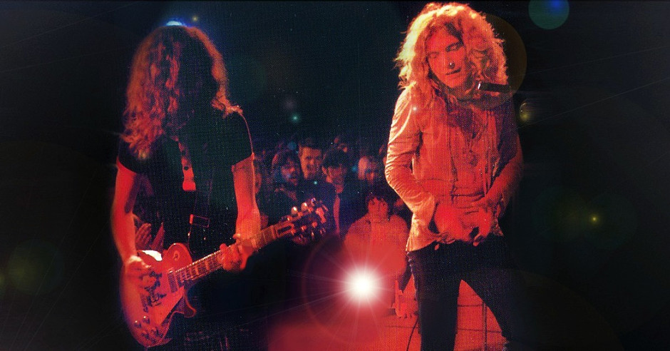 Led Zeppelin - Whole Lotta Love - Live at RAH 1970 (Jimmy Page's Birthday)