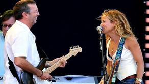 "Eric Clapton & Sheryl Crow - ""Tulsa Time"" - Live 2007"