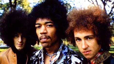 Jimi Hendrix - Red House - Live in Stockholm 1969