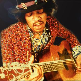 Jimi Hendrix - Hear My Train A Comin' (12 Strings Acoustic Guitar)