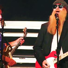 John Fogerty and ZZ Top - ''Sharp Dressed Man'' (Live at Tulsa, Oklahoma)