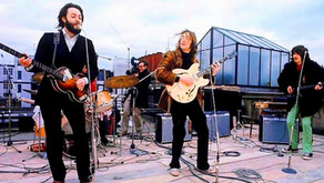 """The Beatles - """"Don't Let Me Down"""" (From The Beatles' rooftop concert)"""