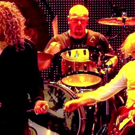 Led Zeppelin - Kashmir - Live from Celebration Day 2007