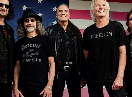 Grand Funk Railroad Announces 2020 U.S. Tour 'Some Kind Of Wonderful'