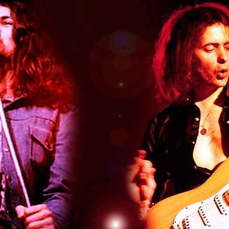 """Deep Purple - """"Smoke On The Water"""" - Live 1972"""