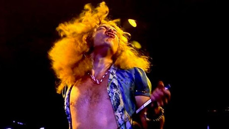 Led Zeppelin - We're Gonna Groove - Live at The Royal Albert Hall 1970
