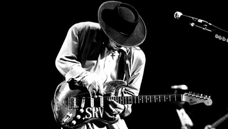 Stevie Ray Vaughan - Life By The Drop - 1989