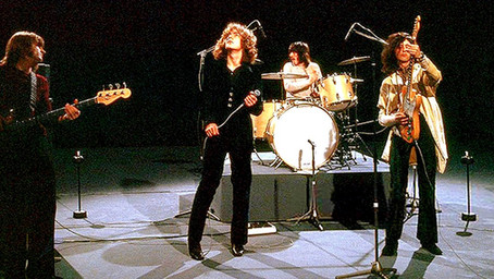 Led Zeppelin - How Many More Times - Live 1969