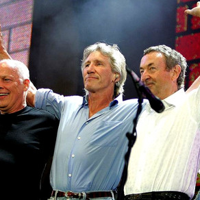 Pink Floyd - Comfortably Numb - Live 2005 (Last Song Pink Floyd Played Together)