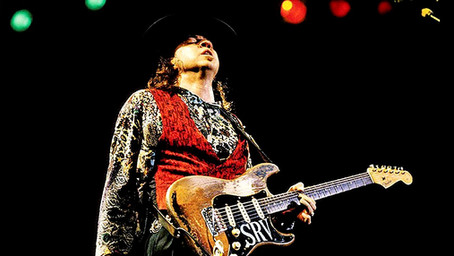 """""""Life Without You"""" - Stevie Ray Vaughan - Live 1985"""