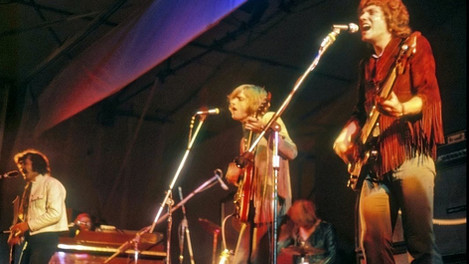 The Moody Blues - Nights in White Satin - Isle Of Wight Festival 1970
