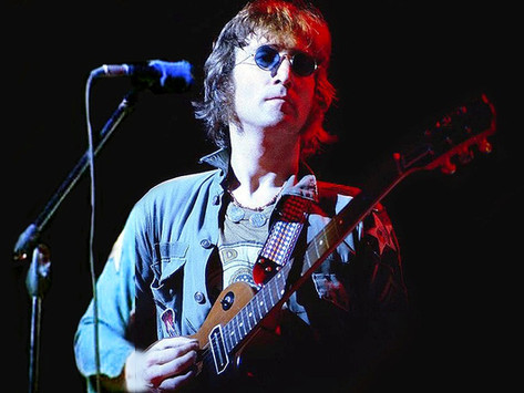John Lennon (The Beatles) - Come Together (Live in New York 1969)