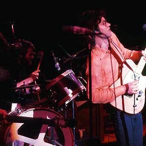 The Band - ''King Harvest'' (Filmed in 1970 at Robbie Robertsons Studio in Woodstock)