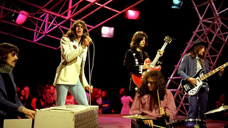 Deep Purple - Lazy - Live 1972