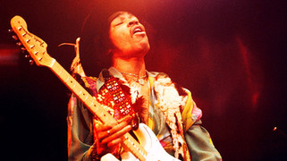 """Jimi Hendrix  - """"All Along The Watchtower"""""""
