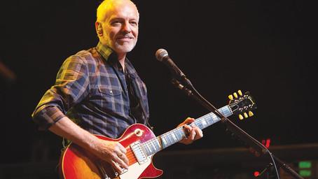 Peter Frampton Announces 'All Blues' Album