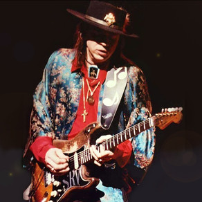 Stevie Ray Vaughan - Ain't Gone 'n' Give Up On Love - The Orpheum Theater, Memphis, Tennessee 1986