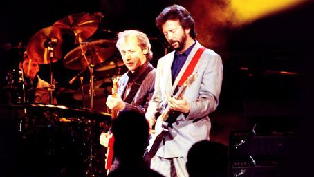 Eric Clapton & Mark Knopfler - Same Old Blues - Live at The Royal Albert Hall 1997