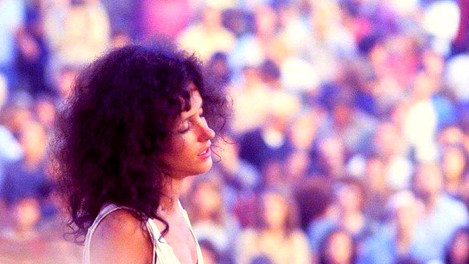 "Jefferson Airplane - ""White Rabbit"" - Woodstock 1969"