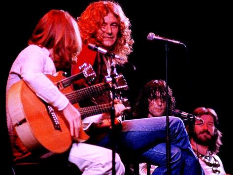 Led Zeppelin - Bron-Y-Aur Stomp (Official Audio Video)