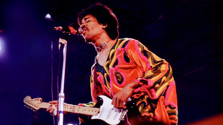 Jimi Hendrix - All Along The Watchtower - Isle of Wight 1970