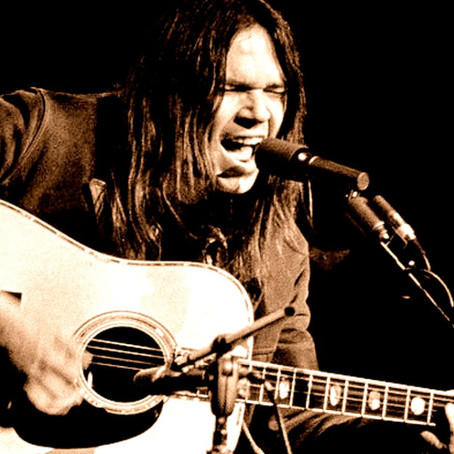 Neil Young - Old Man - Live 1971