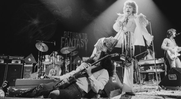 Uriah Heep Sunrise Live In Tokyo 1973