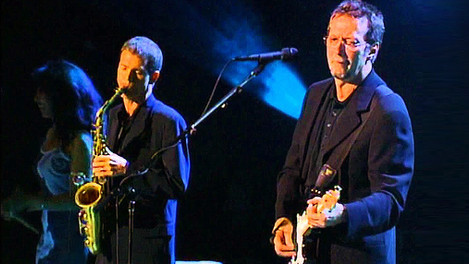 """Eric Clapton & Sheryl Crow - """"Little Wing"""" - Live 1999"""