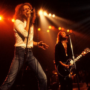 """Foreigner - """"I Want To Know What Love Is"""" (40 Anniversary Reunion)"""