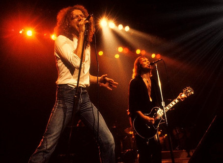 "Foreigner - ""I Want To Know What Love Is"" (40 Anniversary Reunion)"