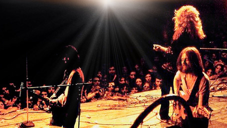 Led Zeppelin - Dazed and Confused - Live at the RAH 1970