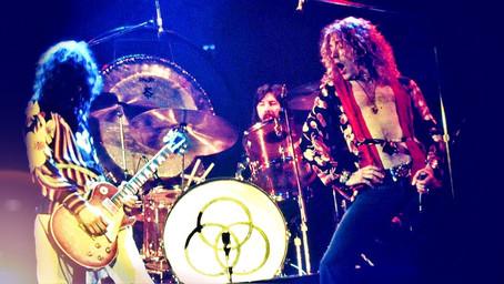 Led Zeppelin - Nobody's Fault But Mine - '76