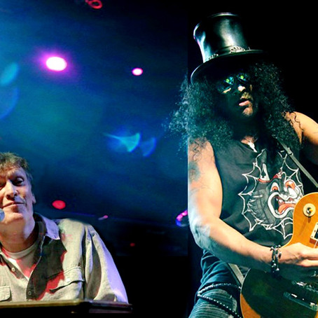 "Steve Winwood and Slash - ""Hey Joe"" - Live 2005"
