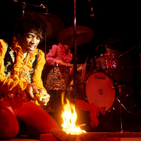 The Jimi Hendrix Experience - Like a rolling stone (Live at Monterey pop Festival 1967)