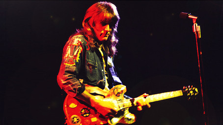Ten Years After -  I Woke Up This Morning - Live 1970